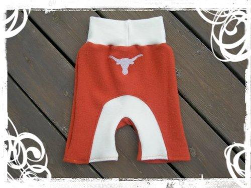 wool interlock shorts .texas.