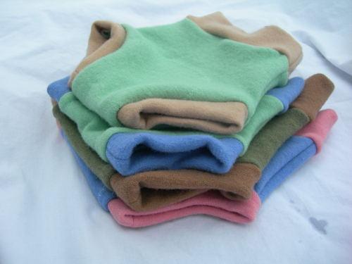 wool interlock soakers
